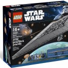 Lego Star Wars Super Star Destroyer 10221 UCS (2011) New Sealed Set!