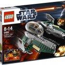 Lego Star Wars Anakin's Jedi Interceptor 9494 (2012) New Factory Sealed Set!