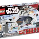 Lego Star Wars LE Hoth Rebel Base 7666 (2007) New Sealed Set!
