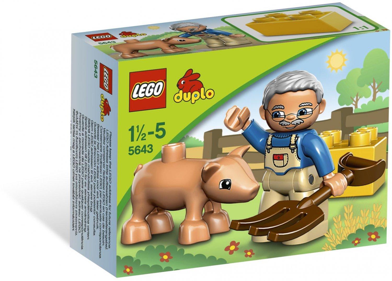 Lego Little Piggy 5643 (2010) New! Sealed!