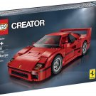 Lego Ferrari F40 10248 (2015) Creator Expert New Sealed Set!