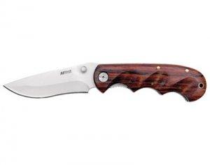 M-Tech Knives / Pocket Knife - Wood Handle