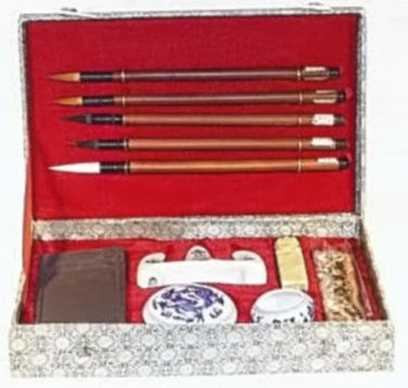 Traditional Calligraphy Writing Set (11pc.Set)