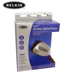 BELKIN  WIRELESS OPTICAL MOUSE