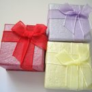 Small Gift Boxes - Satin Ribbon