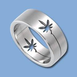 Marijuana Leaf Cut-Out (RSSO-306)