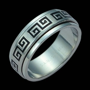 Spinner Ring Design (SSRSP-4)