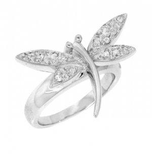 Dragonfly ring (23105)