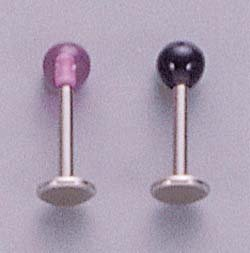 Labret with Colored Ball (ULB)