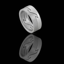 Two-Part Puzzle Ring (RSS-62)