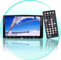 Car AV + DVD Player - 7 Inch Touch Screen Display + Bluetooth