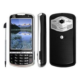 """bluetooth GSM  Cell Phone 3.0"""" TFT Touch Screen Dual Card Dual Online Twin Camera"""