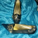 Vintage buckle shoes by Wanted US 9 UK 7 EUR 40 JPN 26