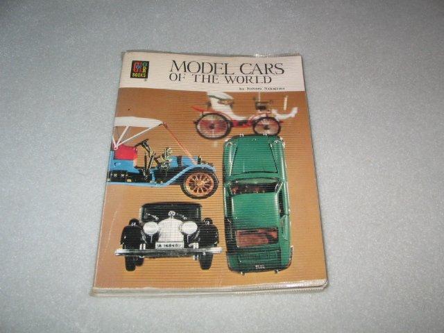 Model Cars Of The World by Noboru Nakajima Dinky Toys