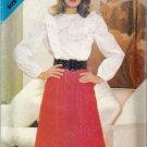 Misses' Blouse & Culottes Sewing Pattern Size 8-12 Butterick 5084 UNCUT