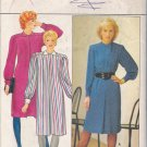 Vintage Sewing Pattern Misses' Loose-Fitting Dress Size 8 Butterick 4697 UNCUT
