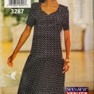 Misses' Pullover Dress Sewing Pattern Size 6-14 Butterick 3287 UNCUT