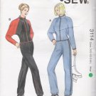 Misses' Jacket & Pants Sewing Pattern Size XXS-L Kwik Sew 3114 UNCUT