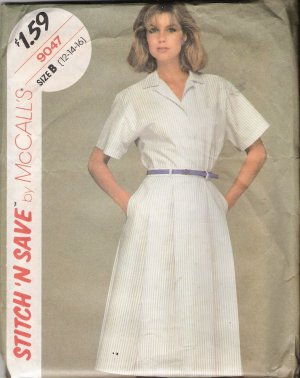 Misses' Blouse & Skirt Sewing Pattern Size 12-16 McCall's 9047 UNCUT