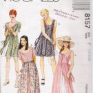 Misses' Dress In Two Lengths Sewing Pattern Size 16-20 McCall's 8157 UNCUT
