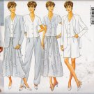 Misses' Jacket, Top, Skirt, Shorts & Pants Sewing Pattern Size 12-16 Butterick 4504 UNCUT