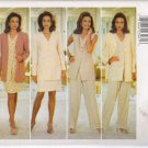 Misses' Top, Skirt & Pants Sewing Pattern Size XS-M Butterick 4451 UNCUT