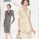 Misses' Dress Top Skirt Sewing Pattern Size 6-10 Vogue 8977 UNCUT