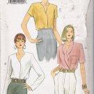 Misses' Blouse Sewing Pattern Size 6-10 Vogue 9011 UNCUT
