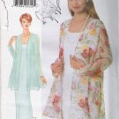 Misses' Jacket & Dress Sewing Pattern Size 12-16 Butterick 5033 UNCUT