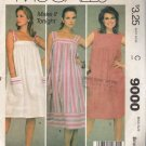 Vintage Sewing Pattern Misses' Dress Size 10-12 McCall's 9000 UNCUT