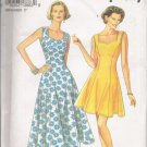 Misses' Dress Sewing Pattern Size 6-16 Simplicity 8343 UNCUT