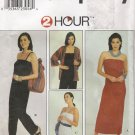 Misses' Jacket Bag Dress Jumpsuit Sewing Pattern Size L-XL Simplicity 8753 UNCUT