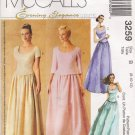 Misses' Tops & Skirt Sewing Pattern Size 8-12 McCall's 3259 UNCUT