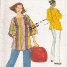 Vintage Sewing Pattern Misses' Top & Pants Size 14 Vogue 9811 UNCUT