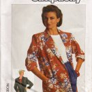 Misses' Jacket Sewing Pattern Size 10-14 Simplicity 7286 UNCUT