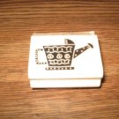 Watering Can Wood Mounted Rubber Stamp by Stampin Up