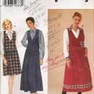 Misses' Blouse & Jumper Sewing Pattern Size 12-16 Simplicity 7325 UNCUT