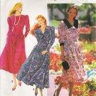 Misses' Dress Sewing Pattern Size 10-16 Simplicity 7508 UNCUT