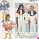 Boys' & Girls' Jacket Shorts Pants Sewing Pattern Size 12-14 Butterick 5934 UNCUT