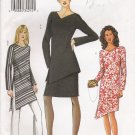 Misses' Dress Tunic Skirt Pants Sewing Pattern Size 8-12 Vogue 7525 UNCUT