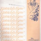 Vintage Sewing Pattern Men's Ties Neck Sizes 13 1/2-17 1/2 Stretch & Sew 1737 UNCUT