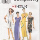 Misses' Dress Sewing Pattern Size 12-16 Simplicity 8771 UNCUT