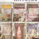 Window Treatments Sewing Pattern Simplicity 7727 UNCUT