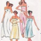 Vintage Sewing Pattern Misses' Lingerie Size 10 Butterick 3434 UNCUT