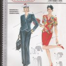 Misses' Coordinates Sewing Pattern Size 8-18 Burda 3770 UNCUT
