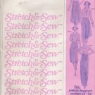 Vintage Sewing Pattern Queen Skirts Hip Sizes 48-58 Stretch & Sew 431 UNCUT