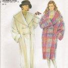 Misses' Coat Sewing Pattern Size S-XL Simplicity New Look 6114 UNCUT