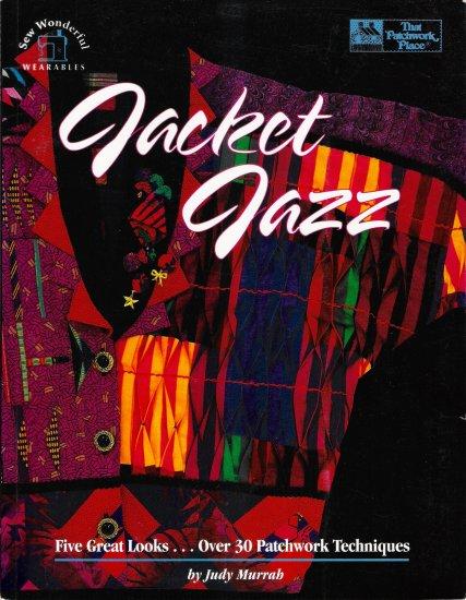 Jacket Jazz by Judy Murrah Wearable Art Book