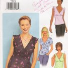 Misses' Top Sewing Pattern Size 6-10 Butterick 3385 UNCUT