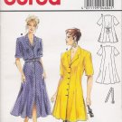 Misses' Dress Sewing Pattern Size 12-22 Burda 4604 UNCUT